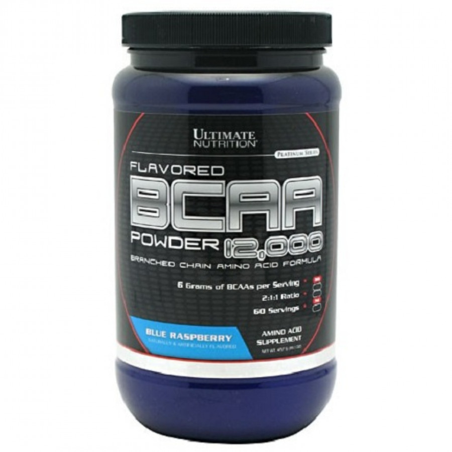 Бца Ultimate Nutrition 12000 BCAA Powder 457 г