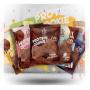 Протеиновое печенье Chocolate Cookie Fit Kit 50г