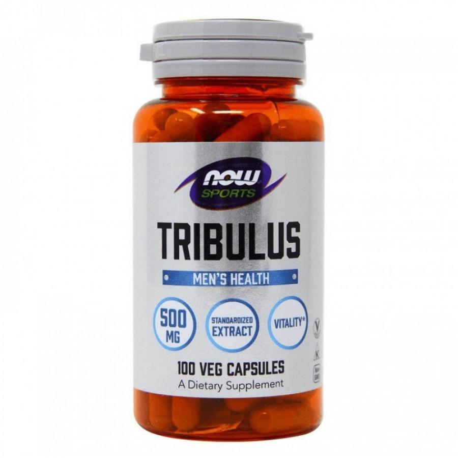 Трибулус 500 мг Now foods Tribulus 90 капсул