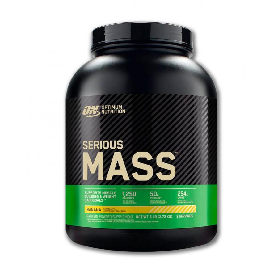 Гейнер Optimum Nutrition Serious Mass 2700 г
