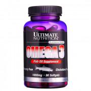 Омега 3 Ultimate Nutrition Omega 3, 90 капсул