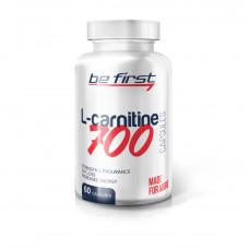 Л-Карнитин Be First L-Carnitine 700 мг, 60 капсул