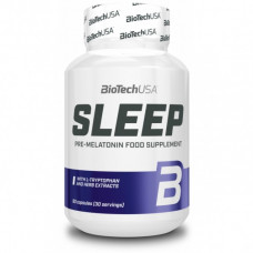Мелатонин BioTechUSA Sleep 60 капс.