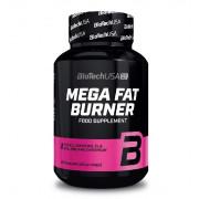 Жиросжигатель MEGA FAT BURNER Biotech (Мега Фэт Бёрнер) 90 капс.