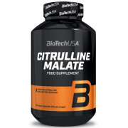 Цитрулин Малат BIOTECH USA CITRULLINE MALATE 90 капс.