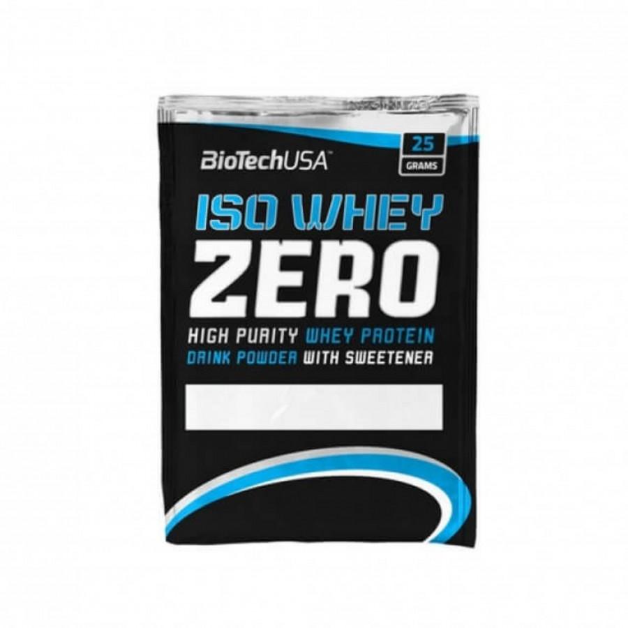 Изолят пробник  Biotech USA Iso Whey Zero 25 г.