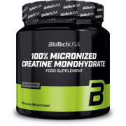 Креатин моногидрат Biotech 100% Creatinе Monohydrate 300 г.