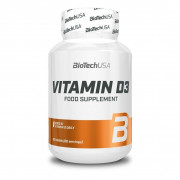 Витамин Д3 BIOTECH USA VITAMIN D3 60 таб.