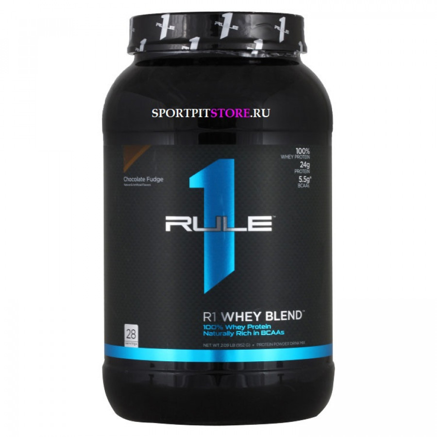 Протеин Rule 1 R1 Whey Blend - 907 г