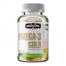 Омега 3 Gold Maxler 120 капс