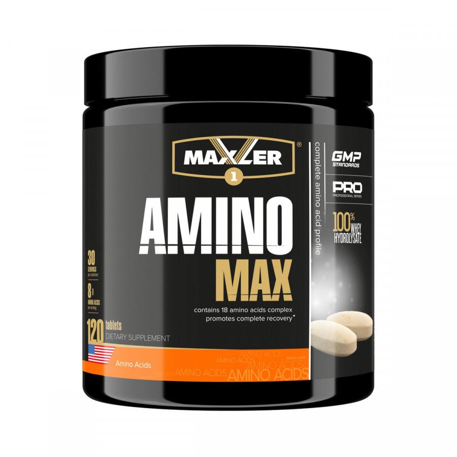 Аминокислоты Maxler Amino Max Hydrolysate 120 таб.