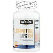 Л-Карнитин Maxler L-Carnitine 750 мг - 100 капс.