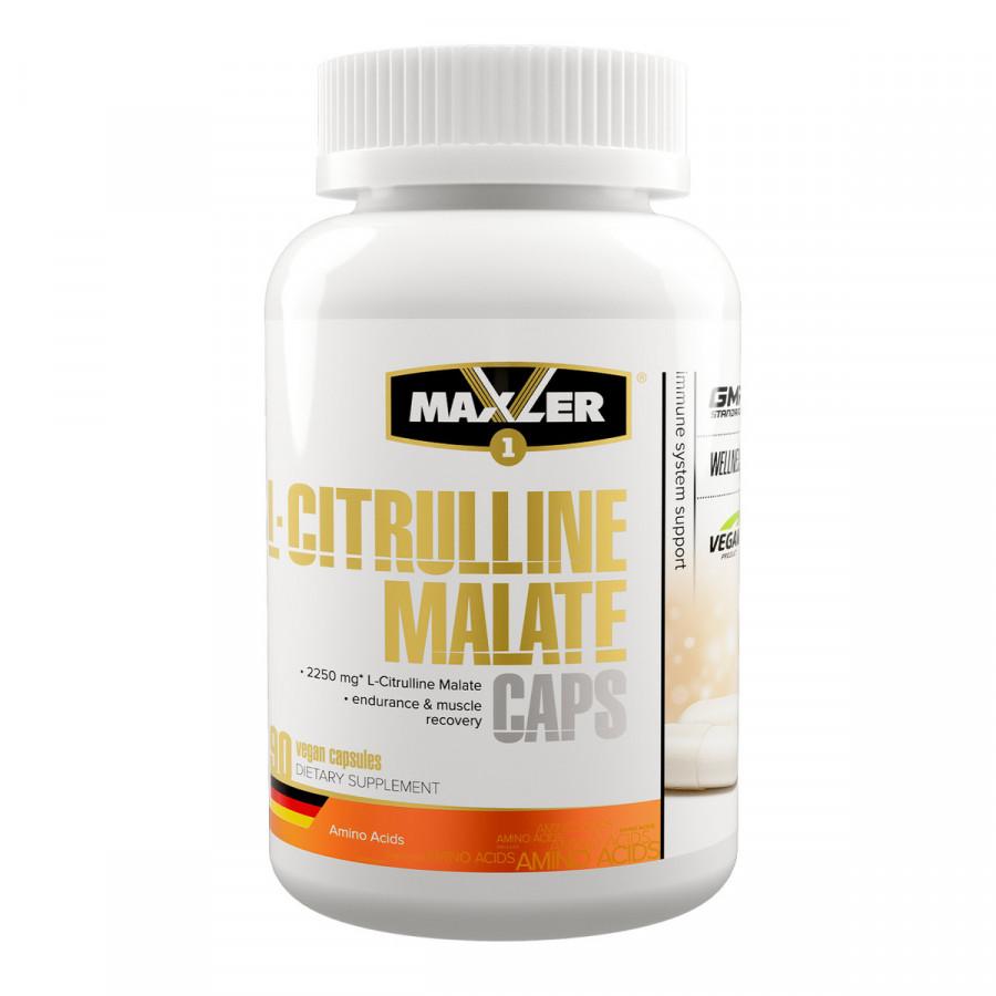 Цитрулин Малат MAXLER L-CITRULLINE MALATE 90 капс.