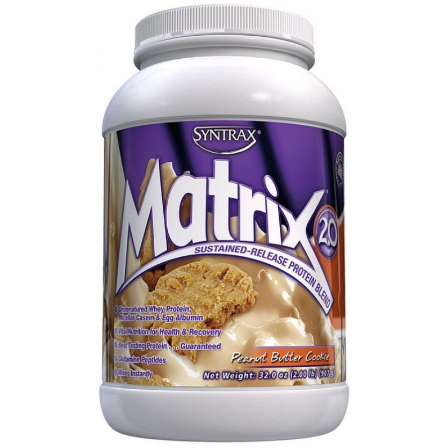 Протеин whey Syntrax Matrix 907 г