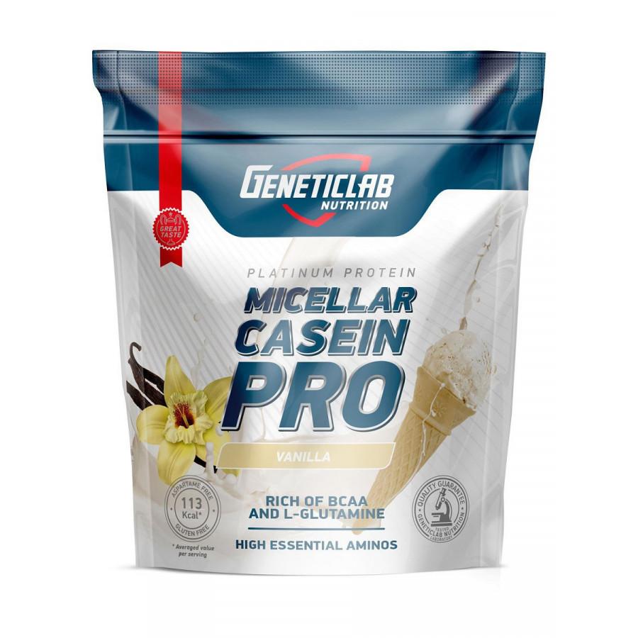 Протеин Казеин Geneticlab Nutrition Casein Pro 1000 г