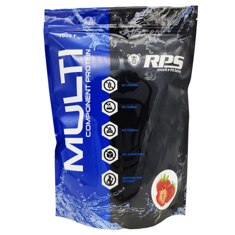 Протеин Мультикомпонентный RPS Multicomponent 2270 г