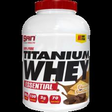 Протеин SAN 100% Pure Titanium Whey 2250 г
