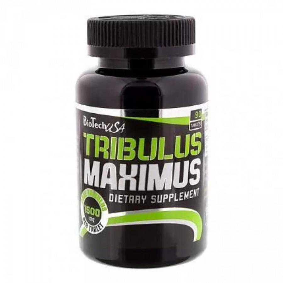 Трибулус BioTech USA Tribulus Maximus 1500 мг 90 таб.