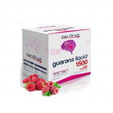 Гуарана Be Ferst - Guarana Liquid 1500 мг - 1 питьевая ампула 25 мл.