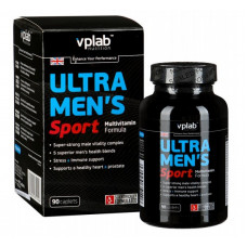 Витамины Ultra Men's Sport 90 таб.