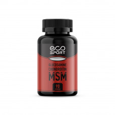 Глюкозамин Хондроитин МСМ ECOSPORT 90 таб