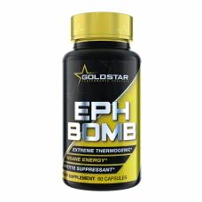 Жиросжигатель EPH Bomb GoldStar 60 капсул
