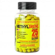 Жиросжигатель MethylDrene 25 ECA Stack 100 капсул