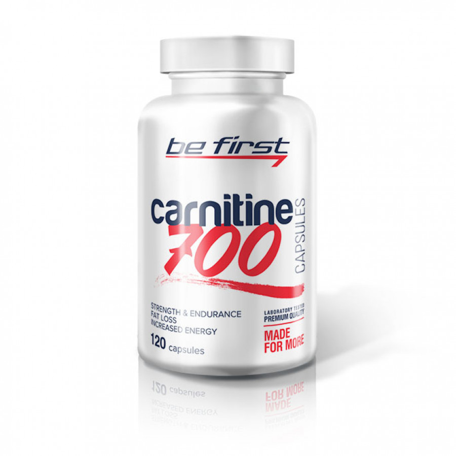 Л-Карнитин Be First l-carnitine 700 мг- 120 капсул