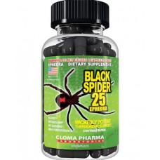 Жиросжигатель Black Spider 100 капсул