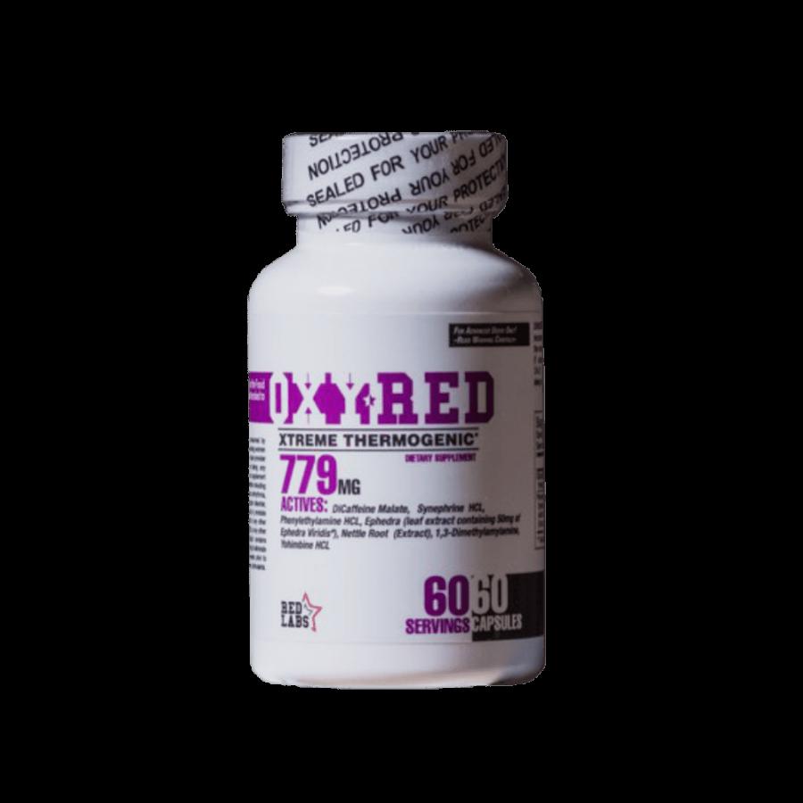 Жиросжигатель Окси Ред - Red Labs OxyRed 60 капсул