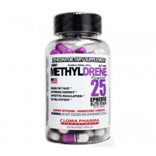 Жиросжигатель Methyldrene 25 Elite Stack 100 капсул